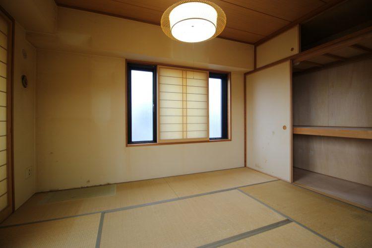 リフォーム前和室の写真