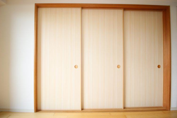 リフォーム後洋室の写真